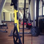 Suspension Training im Personal YPSC Training Studio Berlin