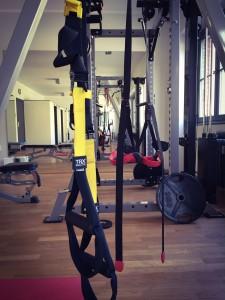 Suspension Training im Personal YPSC Training Studio Berlin