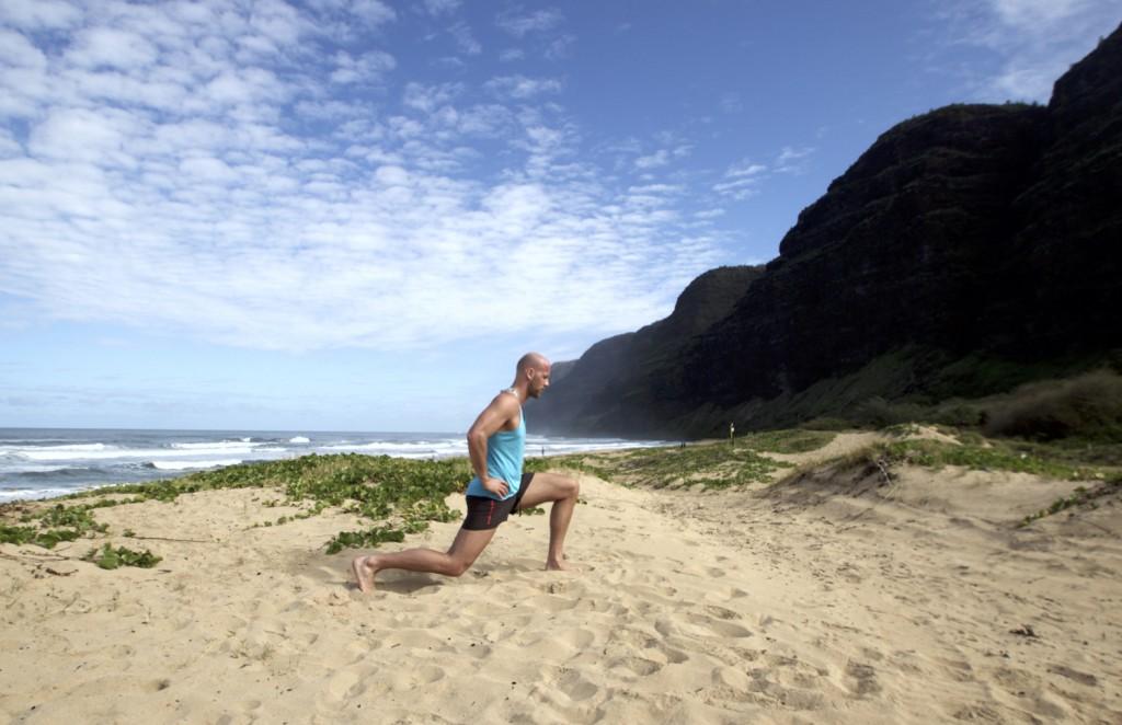 Ausfallschritte, Hawaii