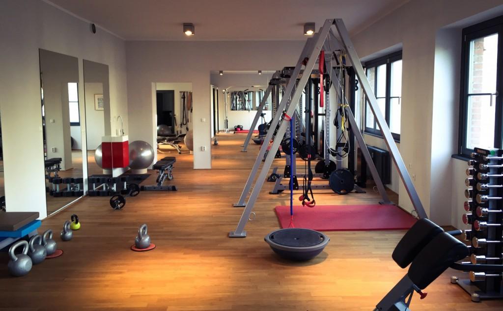 Personal Training Studio Berlin Mitte