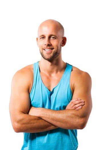 Potrait Personal Trainer Andreas Heumann